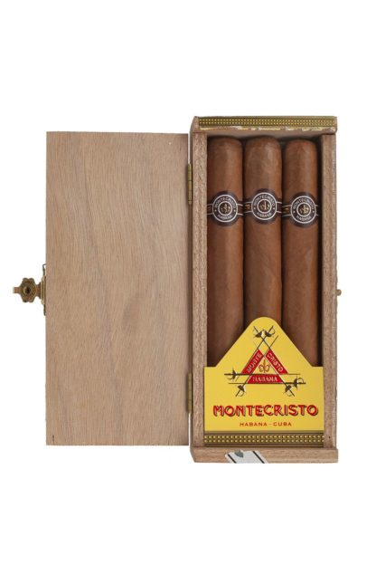 Montecristo Double Edmundo Box